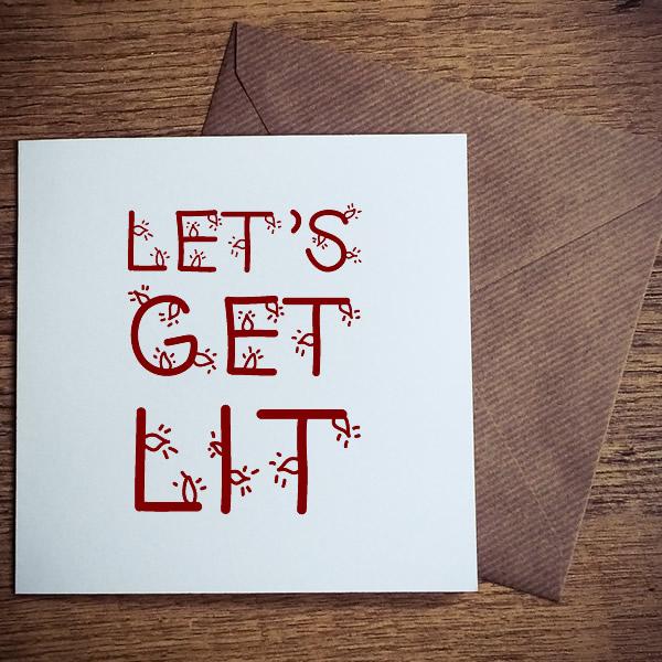 lets get lit