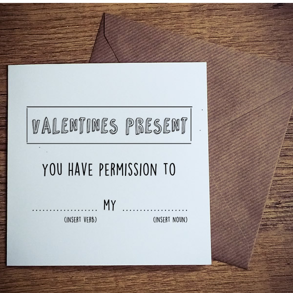 you have permission to