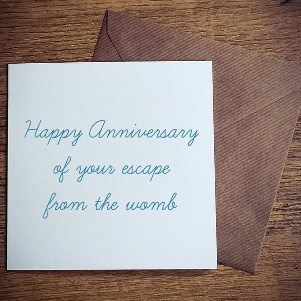 happy anniversary of